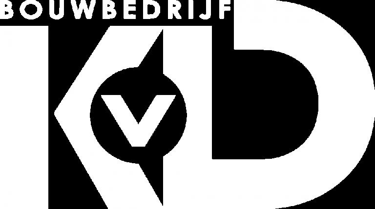 Bouwbedrijf KvD Kevin Dooijeweert Logo